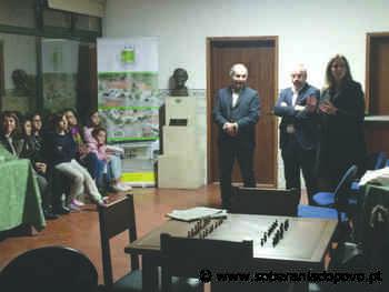 VALONGO DO VOUGA | Junta de Freguesia abriu sala de convívio - Soberania do Povo