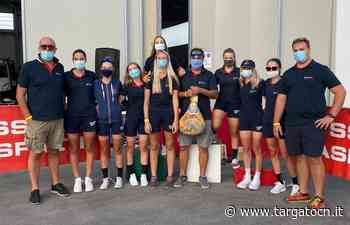 Ciclismo: Racconigi Cycling Team, Vitillo e Basilico terza e quinta a Bianconese - TargatoCn.it