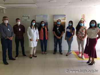 HRSC recebe visita do Conselho Municipal de Saúde de Quixeramobim - ISGH