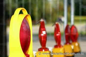 Verzögerung bei Bauarbeiten im Bereich B101 in Elsterwerda - NIEDERLAUSITZ aktuell