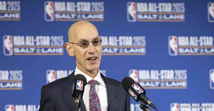 Next NBA season likely won't start until 2021, goal is to play with fans, Adam Silver says