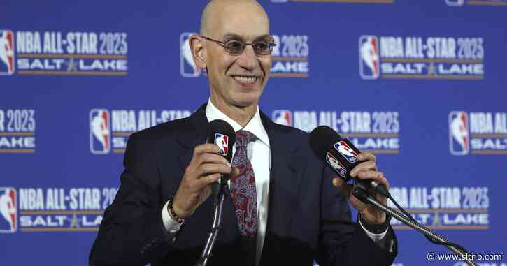 Adam Silver says 'best guess' is new NBA season won't start until 2021
