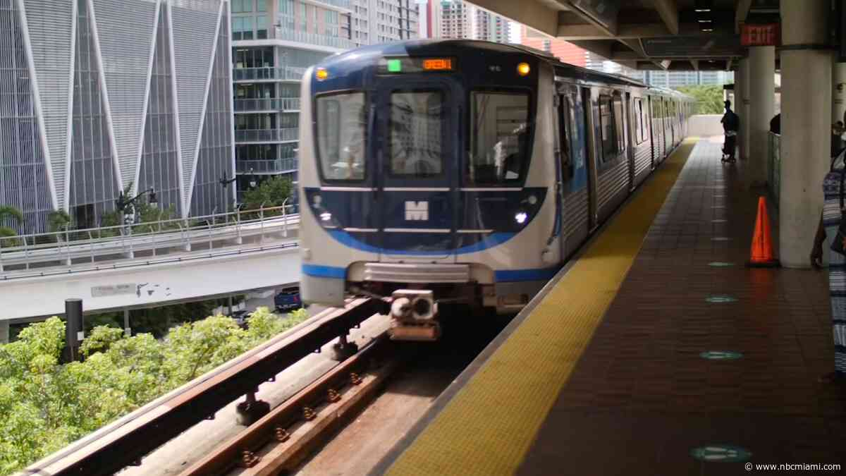 Where You Live in Miami Can Determine Your Lifespan. We Went On A Short Train Ride To Show You How