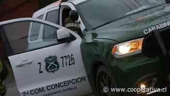 Dos céntricas comisarías de Carabineros de Concepción están con brotes de coronavirus - Cooperativa.cl