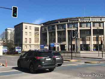 Reponen semáforos en otro de los epicentros del estallido social en Concepción - TVU