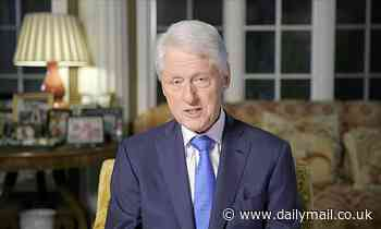 Bill Clinton 'enjoyed secret LA dinner with Ghislaine Maxwell in 2014'