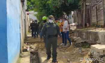 Hombre fue asesinado en el barrio Policarpa de Montería - LA RAZÓN.CO