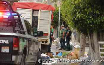 Muere uno de los tianguistas baleados en San Martín de Porres - Noticias Vespertinas