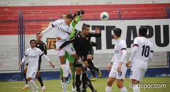 Con expulsión incluida: San Martín empató 1-1 ante UTC en el Iván Elías Moreno - Diario Depor