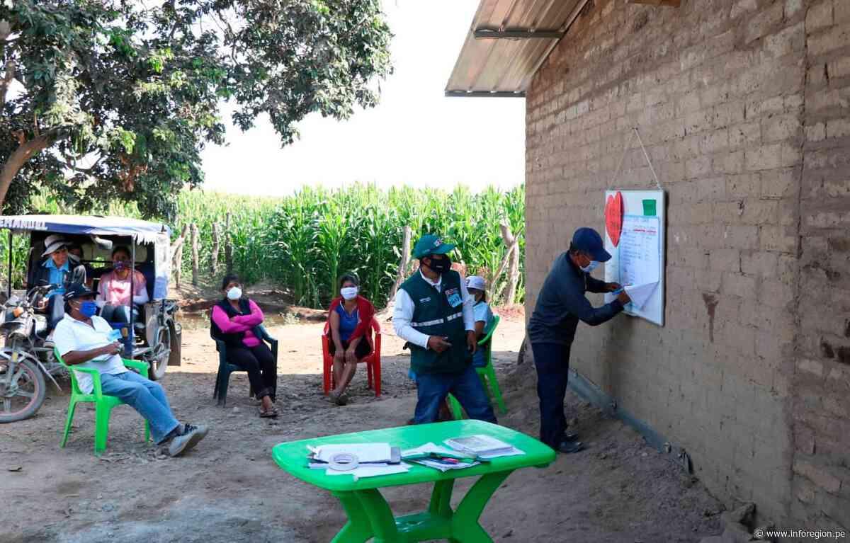 Extienden escuelas de campo de agricultores en San Martín - INFOREGION