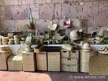 José Reyes Méndez Contreras: la magia de la artesanía de fibra vegetal en sus manos - Altorre