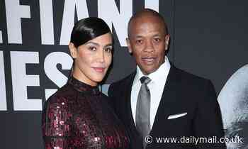 Dr. Dre business associate accuses rapper's estranged wife Nicole Young of stealing money TWICE