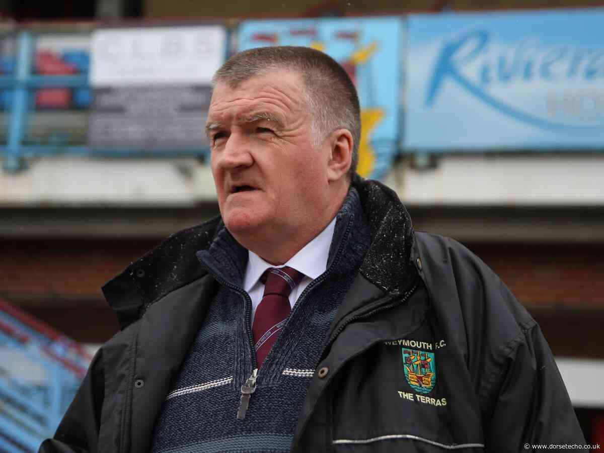 Terras: Weymouth's Ian White casts doubt on Altrincham opener - Dorset Echo