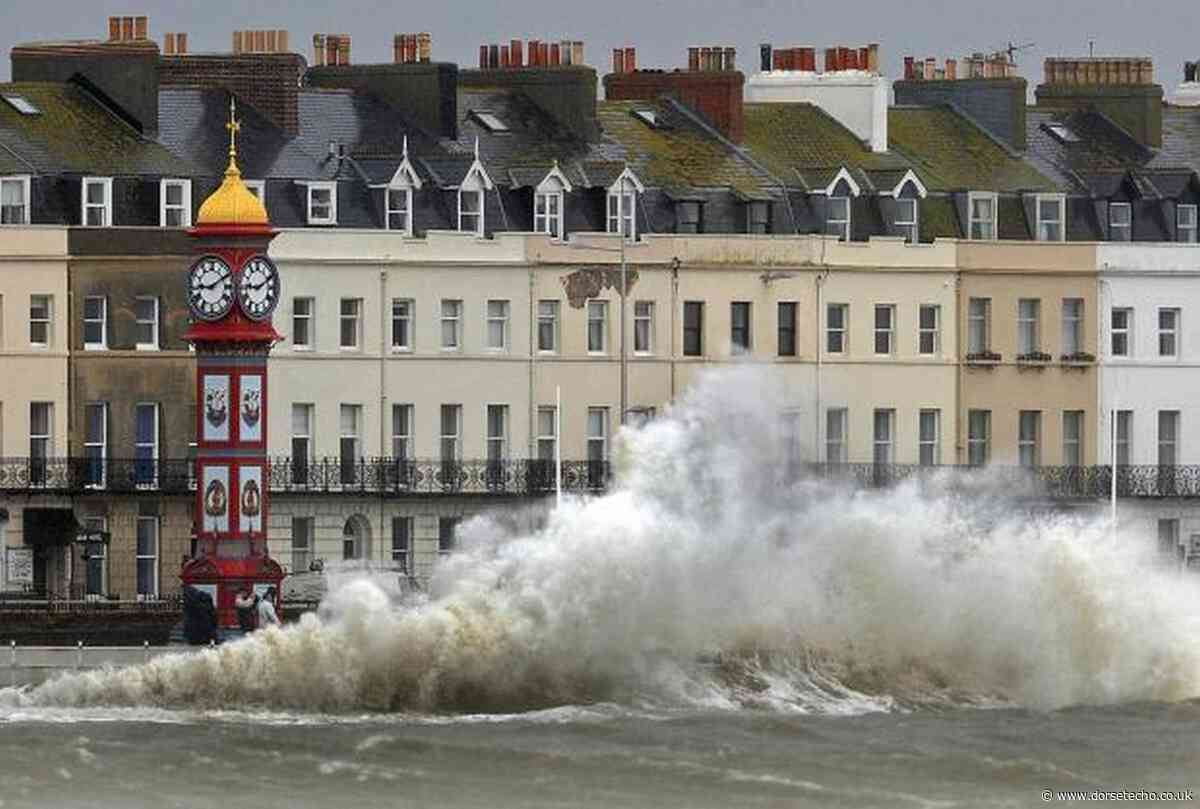 £115m plan to protect Weymouth from the sea - work to start this year - Dorset Echo