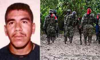 U.S. offers $5 million reward for the capture of the alleged Colombian guerrilla group leader