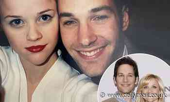 Reese Witherspoon sends fans into a frenzy after sharing 1996 throwback selfie with Paul Rudd