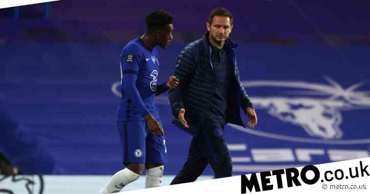 Frank Lampard opens door to Callum Hudson-Odoi departure from Chelsea