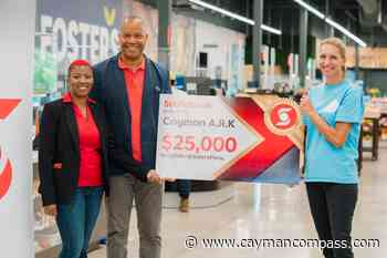Scotiabank donates $25000 to Cayman ARK - Cayman Compass