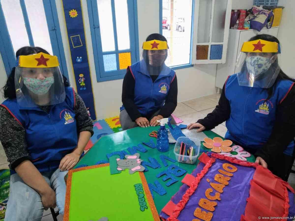 Escolas particulares de Esteio já podem retomar as aulas - Jornal VS