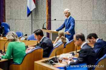 De enige die deze week de rechtsstaat ondermijnde, was Geert Wilders zelf - Volkskrant