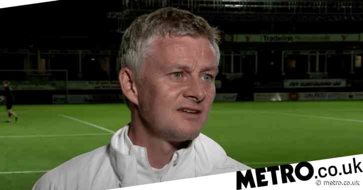 Ole Gunnar Solskjaer provides transfer update after Man Utd's win against Luton
