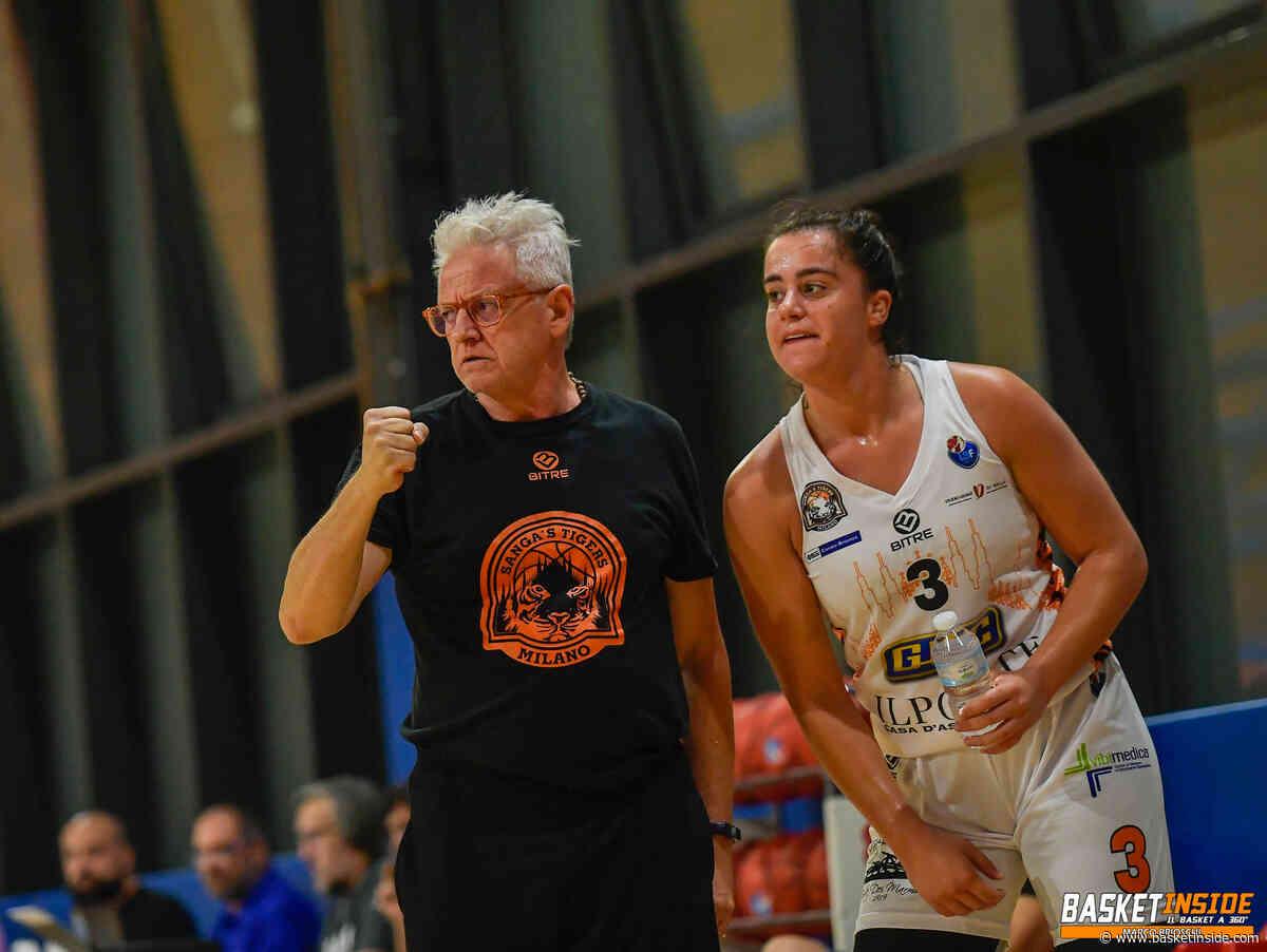A2 – Brillante Sanga Milano nell'amichevole con Carugate - Basketinside