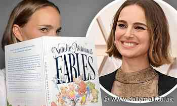 Natalie Portman teases her new children's book Fables ahead of its release next month