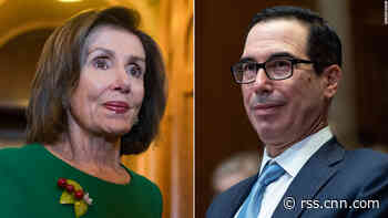 Pelosi and Mnuchin reach agreement to keep government funded until December 11