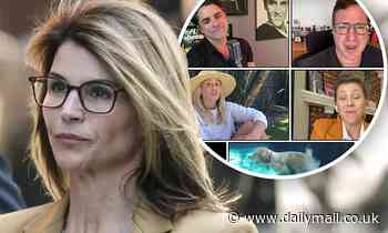 Full House reunite for a special music video... as former costar Lori Loughlin prepares for prison