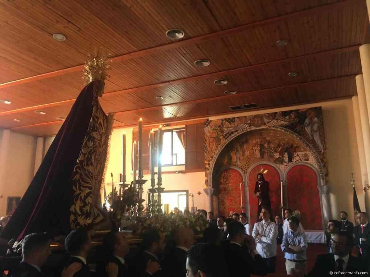 Denegado el Rosario de la Aurora de la Virgen de las Mercedes - Cofrademanía