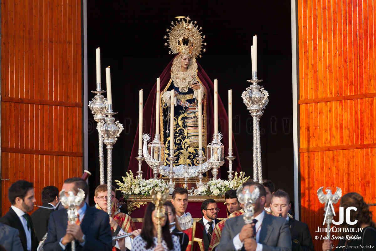 El Consistorio no autoriza el rosario público de la Hermandad del Soberano Poder - Jerez Cofrade