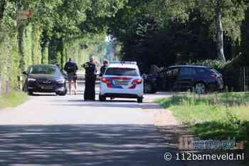 Grote politie inzet in Kootwijkerbroek was na melding mogelijk confrontatie tussen personen met wapens - 112barneveld.nl