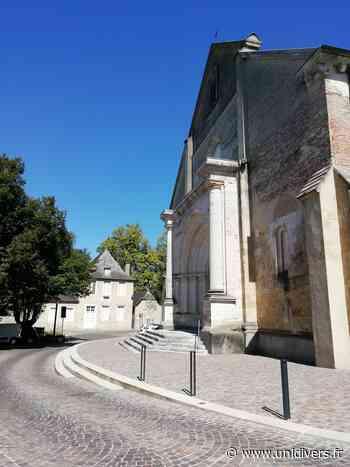 Balade découverte Cité historique de Lescar samedi 19 septembre 2020 - Unidivers