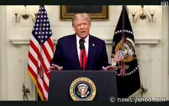 Trump calls on UN to hold China accountable for 'unleashing' the coronavirus pandemic