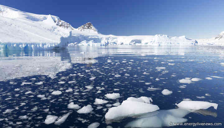 Arctic sea ice has reached its 'second-lowest' level in 42-year satellite record