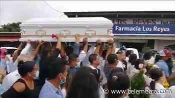 Aprueban investigación tras concurrido sepelio en Macaracas de mujer asesinada en Bella Vista - Telemetro