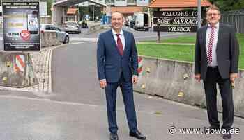 Aiwanger in Vilseck: Raus aus der Monostruktur - idowa