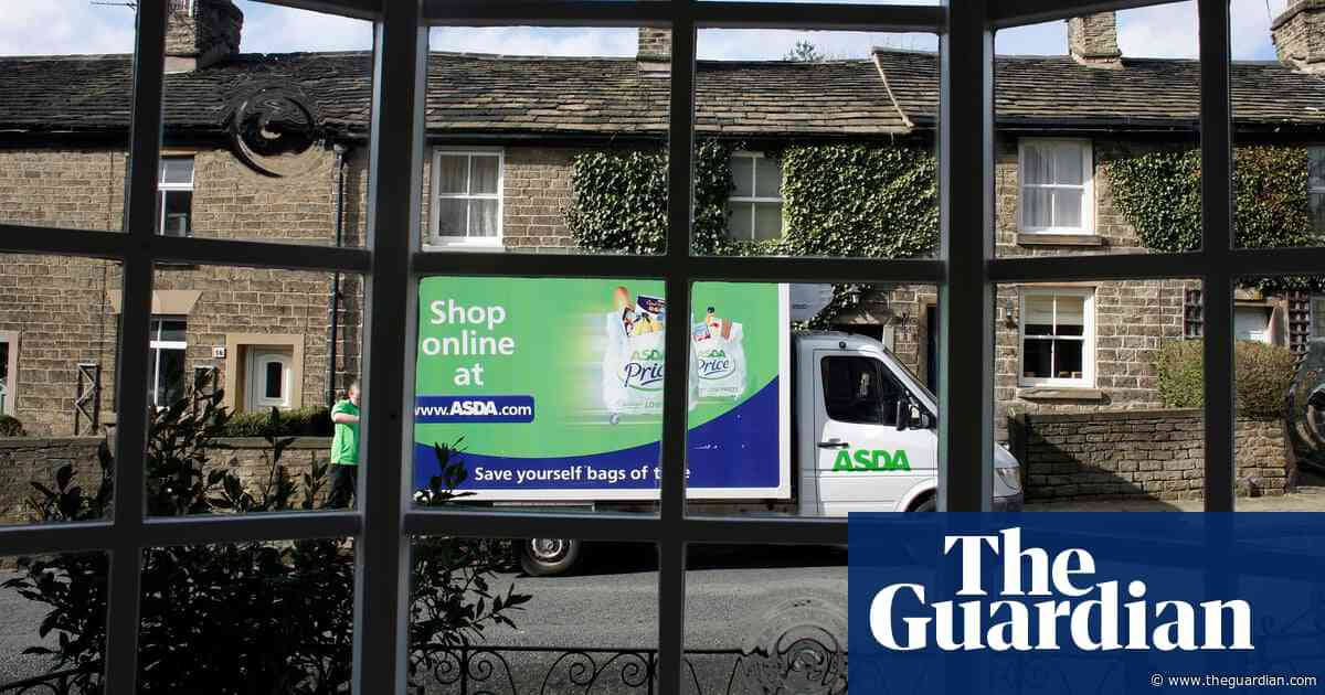 Private-equity group Apollo leads £6.5bn race to buy Asda