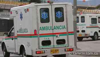 ¡Insólito! se perdió la ambulancia del Valle de San José - Caracol Radio