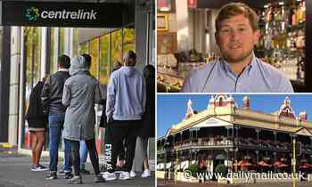 Pub manager says he's struggling to find staff because workers would rather stay on JobSeeker