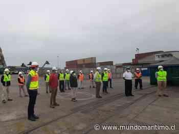 Terminal Puerto Arica conmemoró Día del Trabajador Portuario - MundoMaritimo.cl