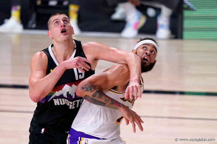 Photos: Lakers can't keep up with Denver Nuggets in Game 3 of Western Conference Finals