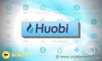 Huobi Token Enters SUN.IO Observation List; Issues TRC-20 of HT on TRON - CryptoNewsZ