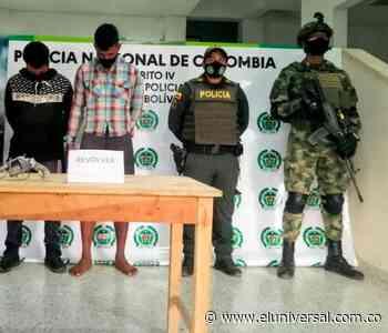 Capturados dos presuntos secuestradores de un hombre en Simití - El Universal - Colombia