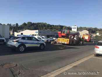 Un incendie s'est déclaré dans un entrepôt à Rethel - L'Ardennais