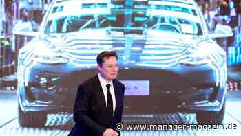 "Tesla, Inc.: Elon Musk verspricht auf ""Battery Day"" 25.000-Dollar-Tesla - Aktie fällt"