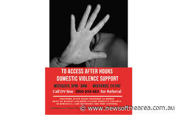 Raymond Terrace Domestic Violence Up by 59.6% due to COVID-19 - News Of The Area