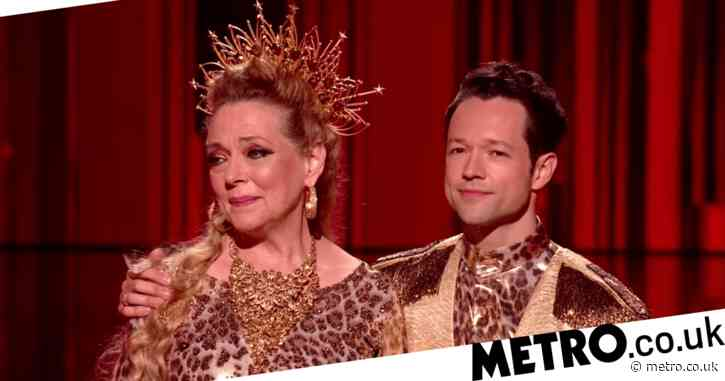 Carole Baskin narrowly avoids being first celebrity to leave DWTS as she's saved by judges