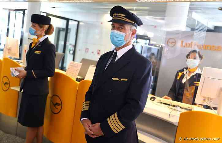 Positive about flying? Airlines look to COVID tests that give results in minutes