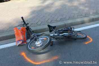 Bejaarde fietser overleden aan verwondingen na aanrijding
